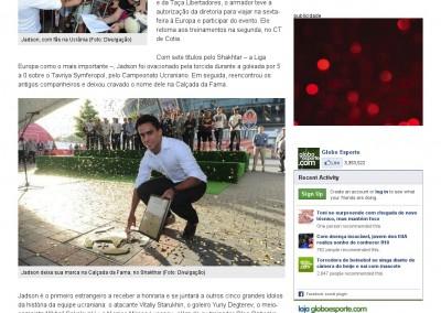 Jadson - Globo.com - 12/05/2013