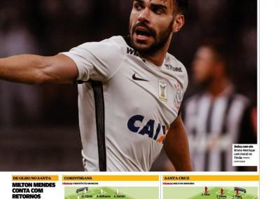 Bruno Henrique - Lance - 25/06/2016