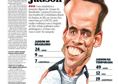 Jadson - Lance - 20/09/2015