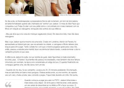 Jadson - Globo Esporte - 28/05/2013