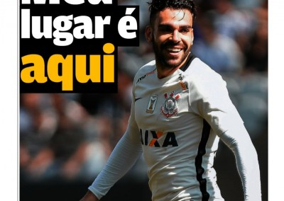 Bruno Henrique - Lancenet - 29/05/2016