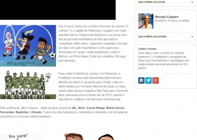 Dudu - FootBrazil/Globoesporte.com - 28/09/2016
