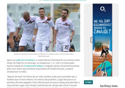 Bruno Henrique - Gazetaesportiva.com - 19/09/2016