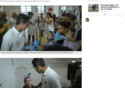 Jadson - Globo Esporte - 15/04/14