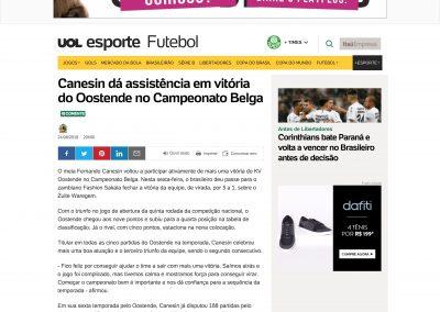 Fernando Canesin - UOL - 24/08/2018