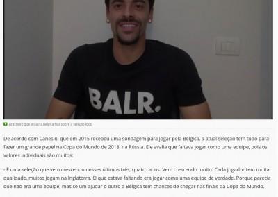 Fernando Canesin - Globo Esporte.com - 06/10/2017