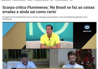Gustavo Scarpa - FOX - Dezembro/2018