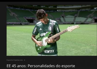 Gustavo Scarpa - Esporte Espetacular - 09/12/2018
