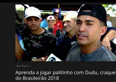 Dudu - Globo Esporte - 26/12/2018