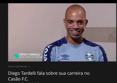 Diego Tardelli - Casão F.C. - 07/04/2019