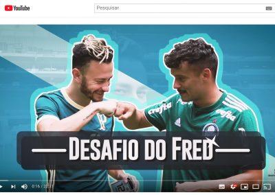 Gustavo Scarpa - Desafio do Fred - Dezembro/2018