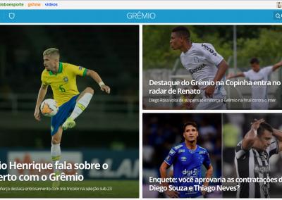 Diego Rosa - Destaque Globoesporte.com - 24/01/2020