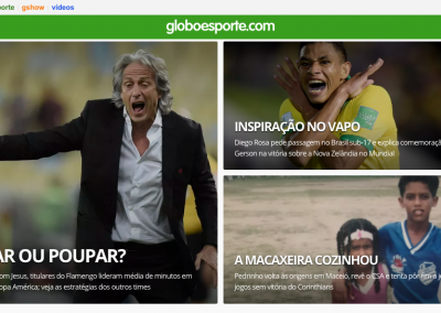 Diego Rosa - Destaque Globoesporte.com - 30/10/2019