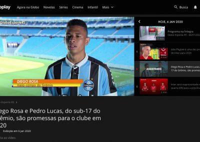 Diego Rosa - Globo Esporte - 06/01/2020