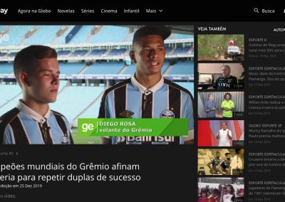 Diego Rosa - Globo Esporte - 25/12/2019