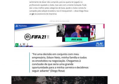 Diego Rosa - Globoesporte.com - 14/10/2020