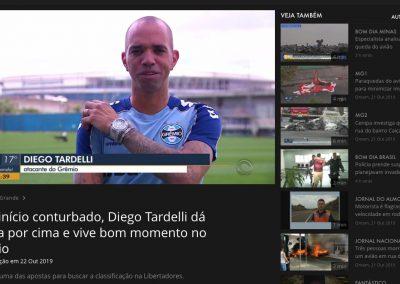 Diego Tardelli - Bom Dia Rio Grande - 22/10/2019