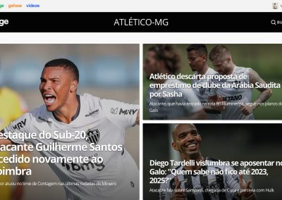 Diego Tardelli - Destaque Globoesporte.com - 11/03/2021