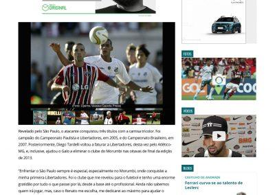 Diego Tardelli - Gazeta - 31/08/2019