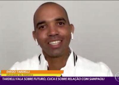 Diego Tardelli - Globo Esporte - 06/03/2021