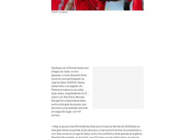 Dudu - A Gazeta - 09/04/2021