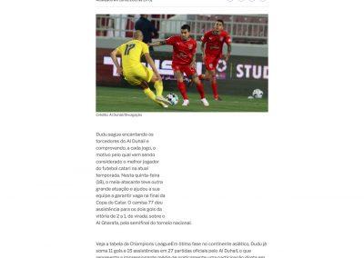 Dudu - A Gazeta - 18/02/2021