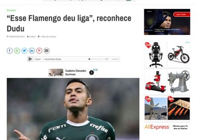 Dudu - Cruzeiro do Sul - 09/06/2020