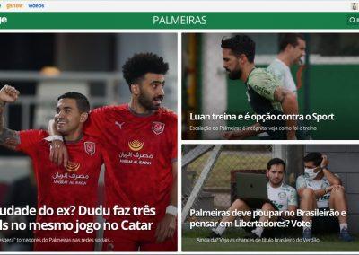 Dudu - Destaque Globoesporte.com - 08/01/2021