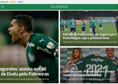 Dudu - Destaque Globoesporte.com - 16/07/2019
