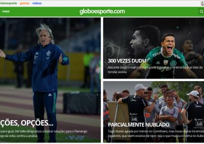 Dudu - Destaque Globoesporte.com - 20/02/2020