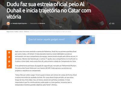 Dudu - Digital Esportes - 04/09/2020