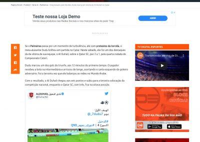 Dudu - Digital Esportes - 17/10/2020