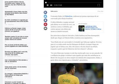Dudu - ESPN - 07/02/2020