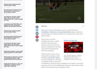 Dudu - ESPN - 13/01/2020