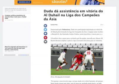 Dudu - ESPN - 15/09/2020