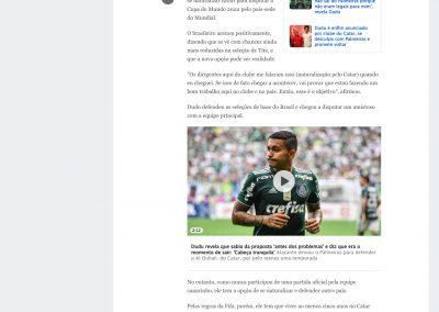 Dudu - ESPN - 20/07/2020