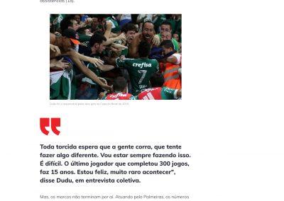 Dudu - Esporte Interativo - 19/02/2020