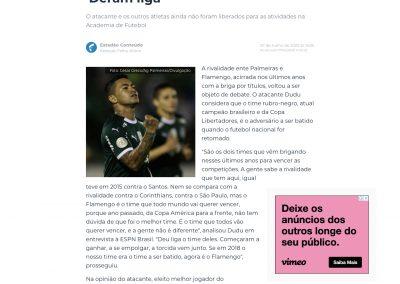 Dudu - Folha Vitória - 07/06/2020