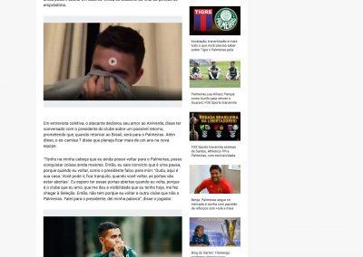Dudu - Fox Sports - 20/07/2020