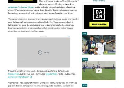 Dudu - Gazeta Esportiva - 15/07/2019