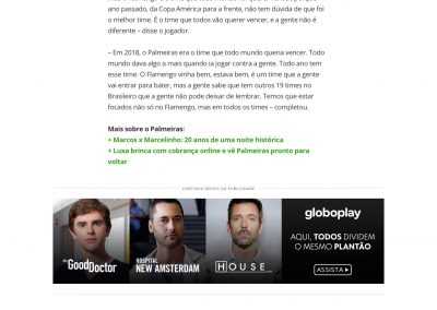 Dudu - Globoesporte.com - 07/06/2020