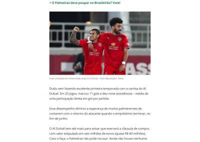 Dudu - Globoesporte.com - 08/01/2021