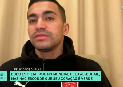 Dudu - Jogo Aberto - 04/02/2021