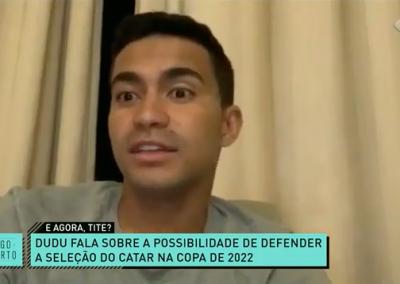 Dudu - Jogo Aberto - 21/07/2020
