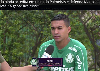 Dudu - Seleção Sportv - 17/10/2019