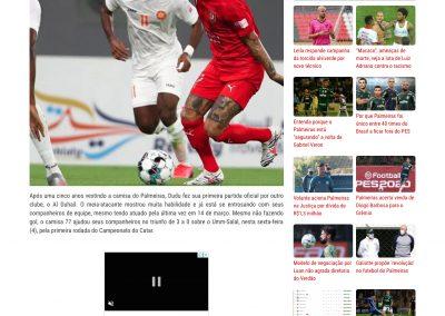 Dudu - Verdão Web - 04/09/2020