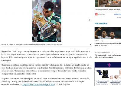 Dudu - Folha de São Paulo - 29/11/2018