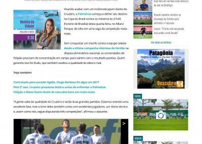 Dudu - Gazeta Esportiva - 12/09/2018