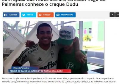 Dudu - Esporte Fantástico - 19/08/2017