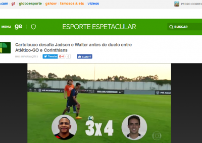 Jadson - Esporte Espetacular - 28/05/2017